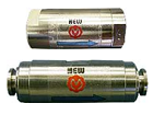 SUS304 check valve, 100°C, with various seal materials