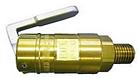 Pipe Clamp, -15°C ~ +180°C, Air conditioner Charging and Leak Testing