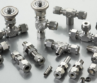 Stainless W-Interlock Joints