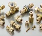Brass W-Interlock Joints