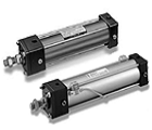 Heavy Duty ISO Pneumatic Cylinder