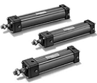 Heavy Duty JIS Pneumatic Cylinder