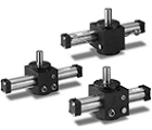 3.5Mpa Rack and Pinion Hydraulic Rotary Actuator