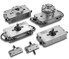 0.7Mpa Rack and Pinion Type Pneumatic Rotary Actuator