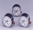 Pressure Switch with Analog Indicator