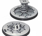 Suitable for hardness article like general steel plate and non-ferrous plate