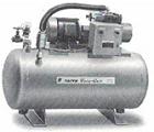 Pump unit / Round tank